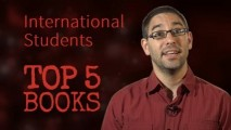 Preview Image for: Top 5 Books in 60s… for International Students