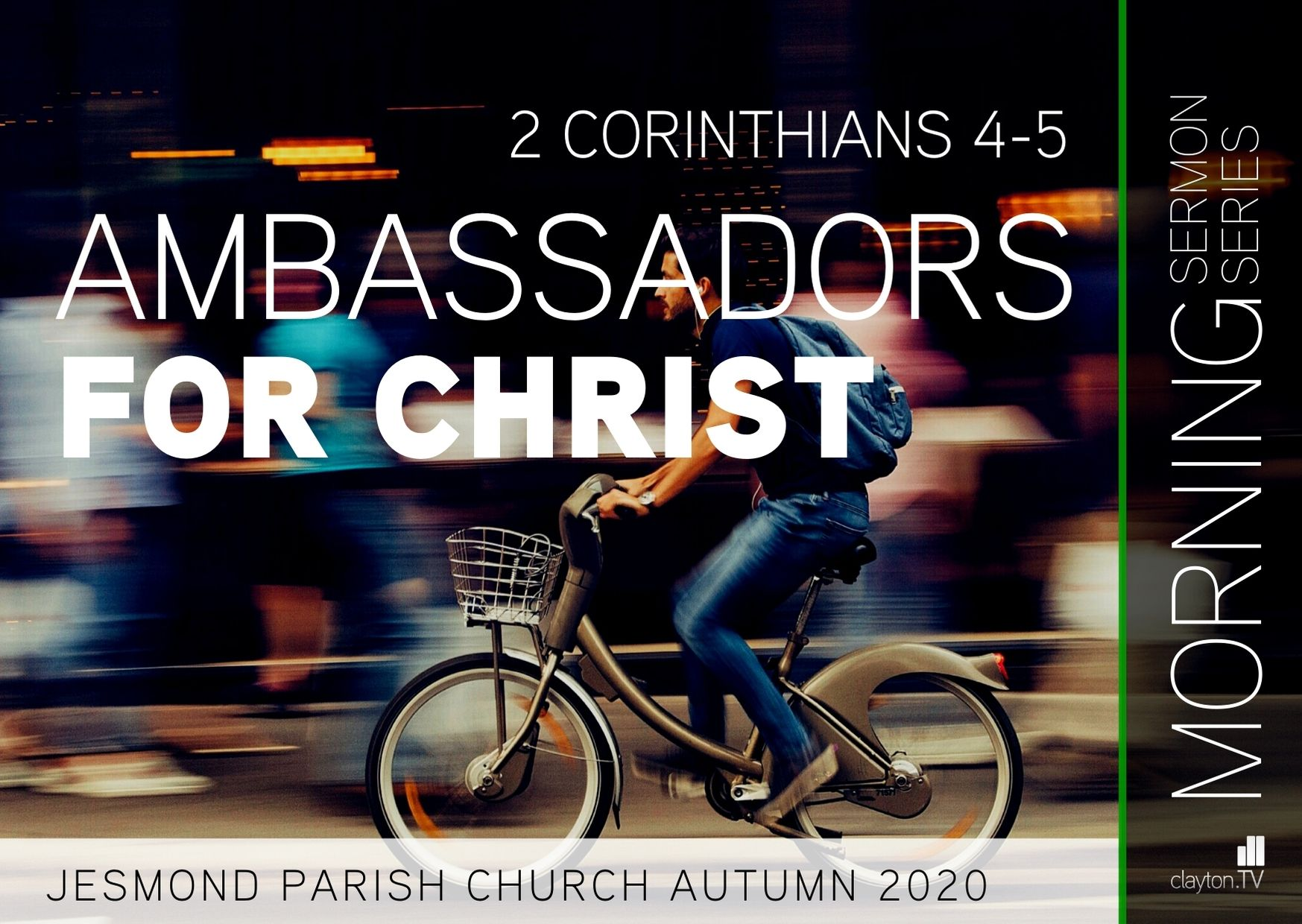 Sermon Series 2020 Sep AM