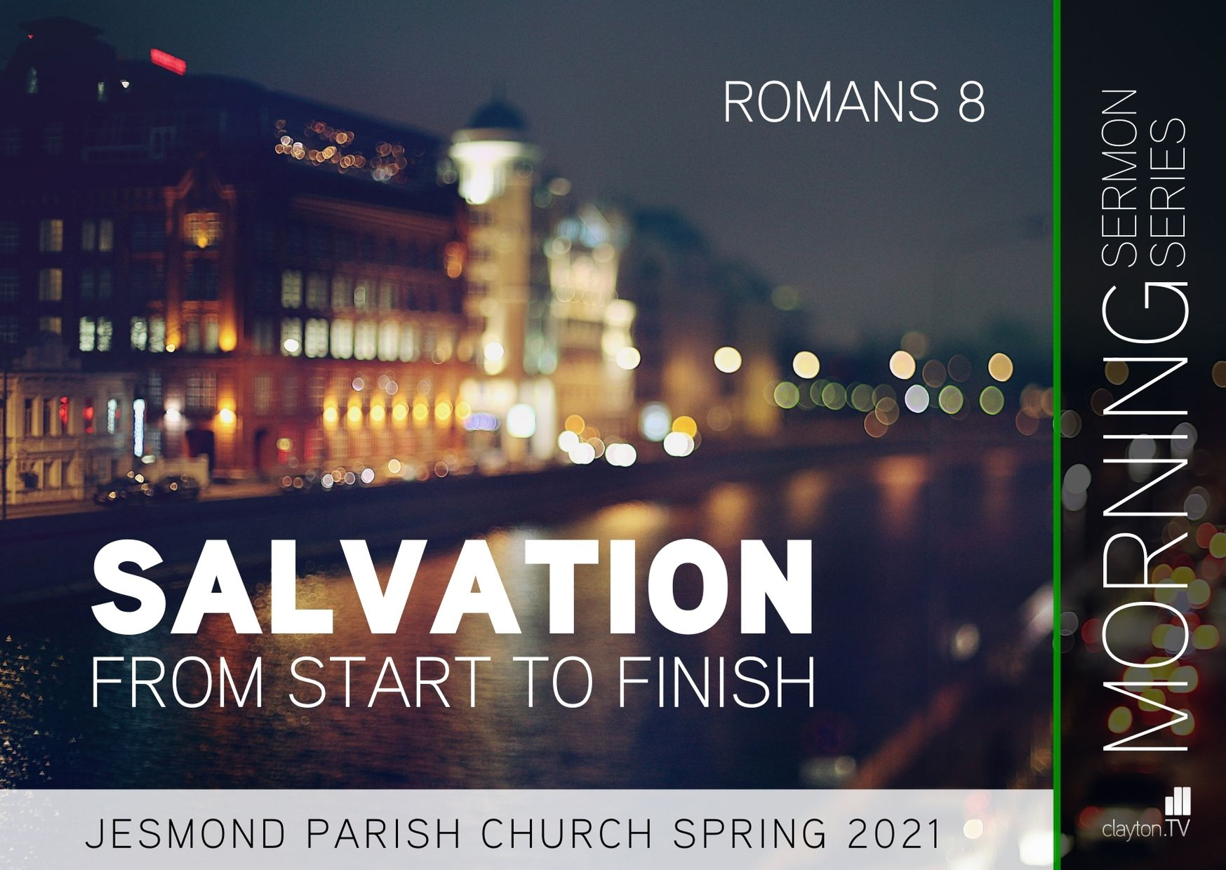 Sermon Series 2021 Jan AM