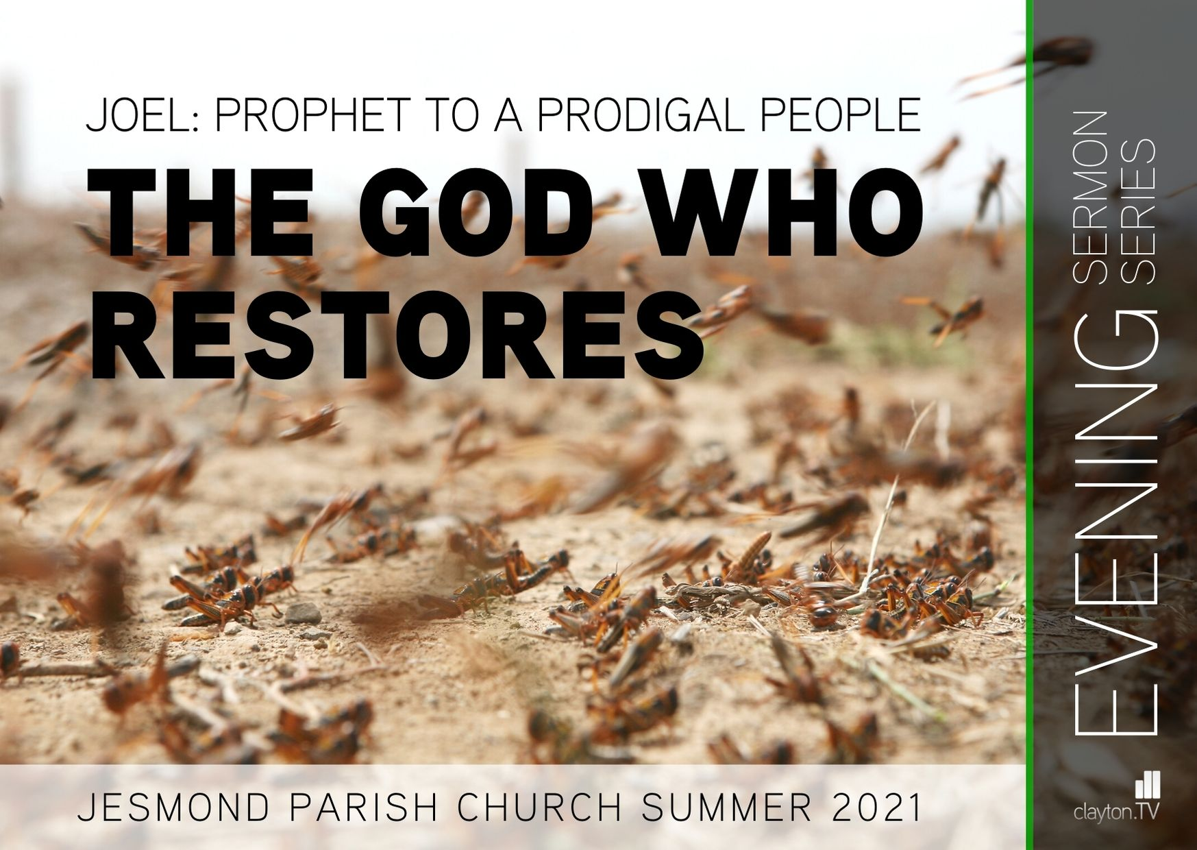Sermon Series 2021 May PM