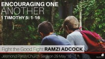 Preview Image for: 1 Timothy 5 - Encouraging One Another - JPC Sermon - 29 May '16