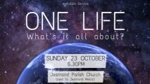 Preview Image for: Luke 12: 13-21 - One Life, What's it all About? - JPC Sermon