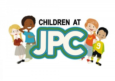 Children at JPC Logo
