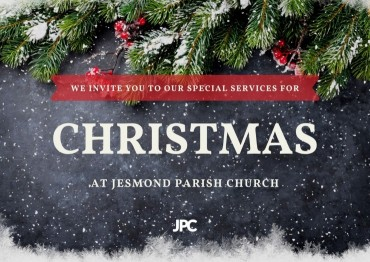 JPC Christmas services 2019 front