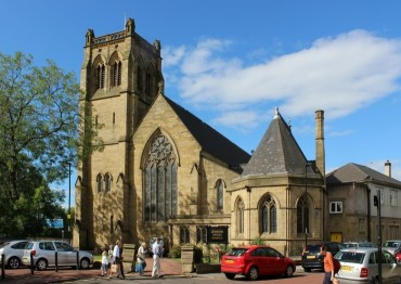 Photo of Jesmond Parish Church