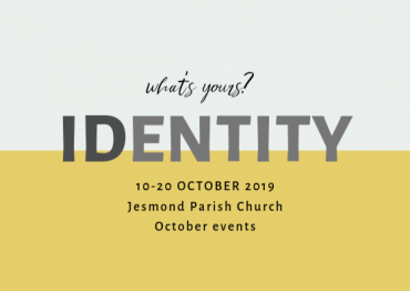 IDENTITY October events