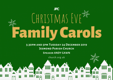 JPC Family Carols 2019