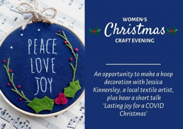 Women's Christmas Craft 2020 less text